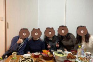 韓国人夫の同僚